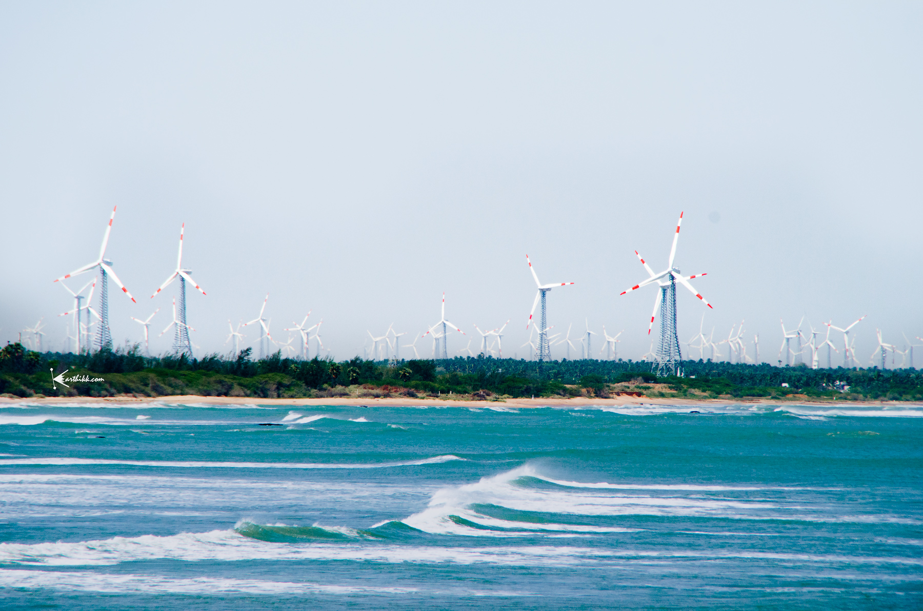 Largest wind farm in india